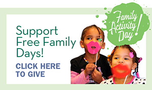 Support Free Family Activity Day
