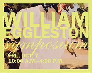 Eggleston panel October 7