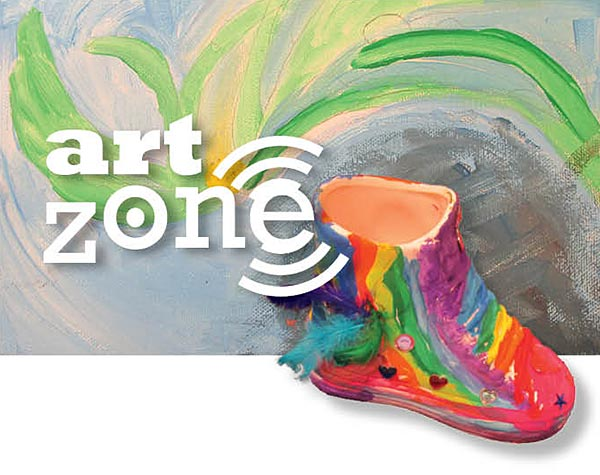 Art Zone logo graphic