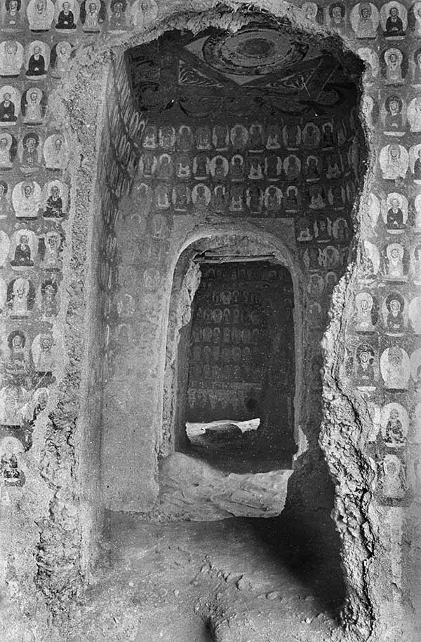 mogao-cave-north-wall-1943