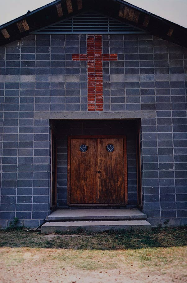 Eggleston Church photo