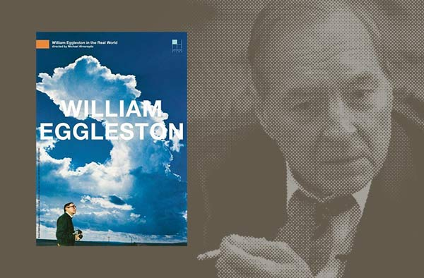 William Eggleston in the Real World Film Screening ad image