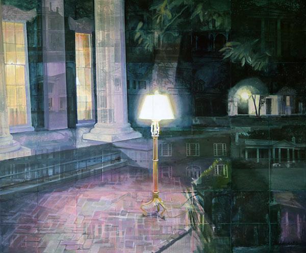 Athenia painting