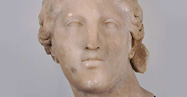 Aphrodite sculpture
