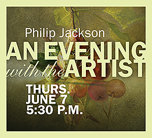 An Evening with the Artist: Philip Jackson