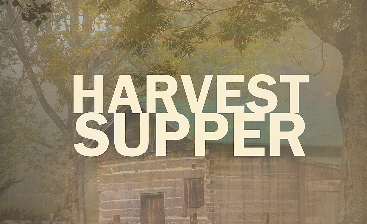 Harvest Supper 2018