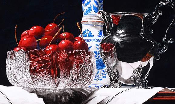 Visual Abundance: Realism in Watercolor