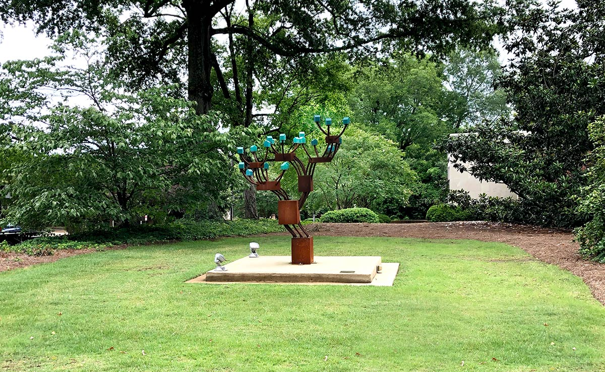 Photo of Tree Colony Sculpture