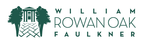 William Faulkner's Rowan Oak logo