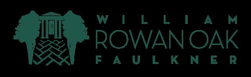 William Faulkner's Rowan Oak logo
