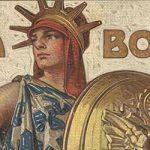 War Bond poster, 1918 by J.C. Leyendecker
