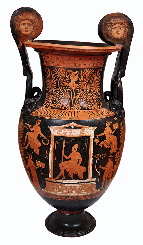 David M Robinson Memorial Collection Of Greek And Roman Antiquities