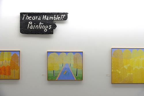 Theora Hamblett